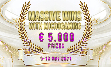 Massive Wins with Microgaming